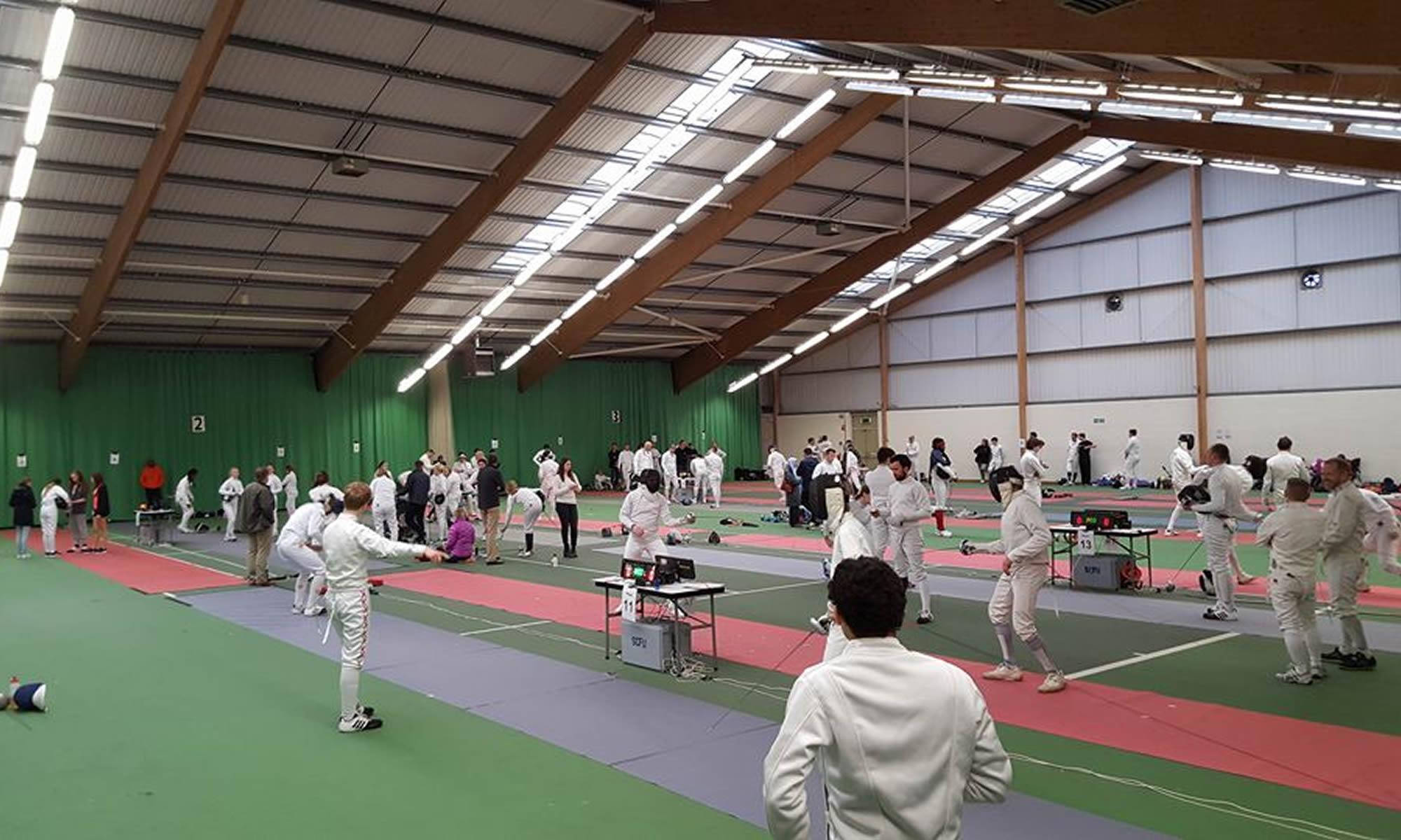 West Midlands Fencing Results